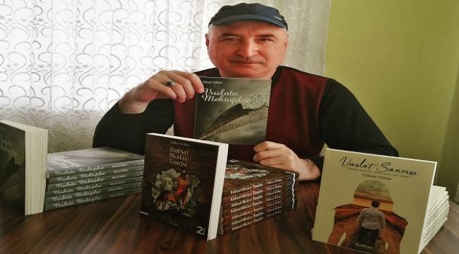 YÜKSEL KÖKER'İN 3.KİTABI VUSLATA MEKTUPLAR OKUYUCUSU İLE BULUŞTU