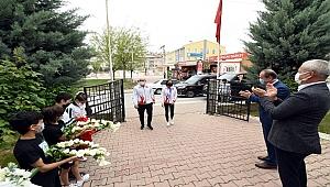 KONYA'NIN GURURU OLAN ELİF'E COŞKULU KARŞILAMA