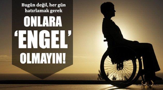 3 aralik dunya engelliler gunu mesaji 1 - 3 Aralık Dünya Engelliler Günü, Farkındalık Günü