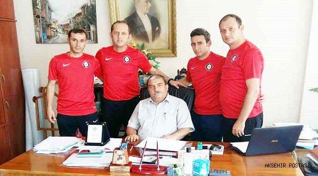 ALTAY FUTBOL AKADEMİSİ AKŞEHİR' DE