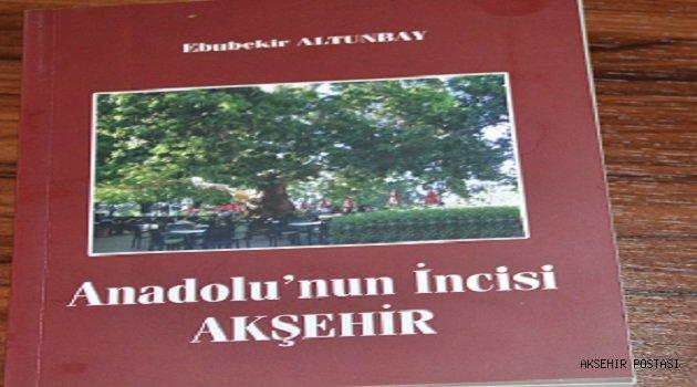 """ANADOLUNUN İNCİSİ AKŞEHİR"""