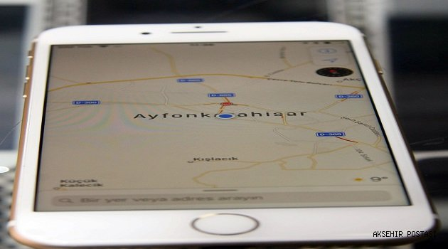 "APPLE, IPHONE'DE ""AFYONKARAHİSAR'I"" ""AYFONKARAHİSAR"" YAPTI"