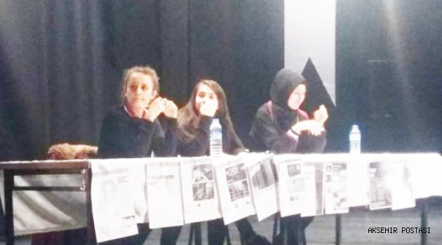 """""""HAYDİ KONUŞ BAKALIM"""" YARIŞMASI 1. GRUP ELEMESİ YAPILDI"""