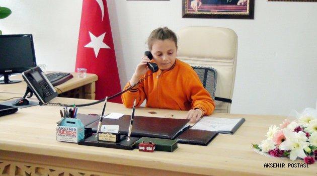 ENGELLİ ÇOCUKLARA PARK YAPMAK İSTİYORUM
