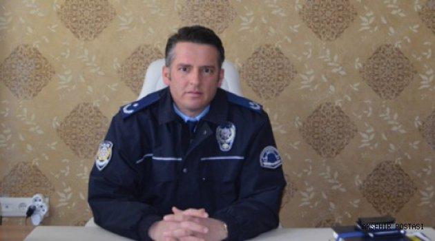 Ilgın İlçe Emniyet Müdürü Karabasan, görevine  başladı