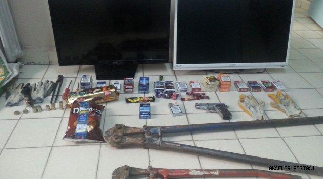 POLİS DÜKKAN FARELERİNİ BAŞARILI TAKİPLE YAKALADI