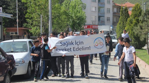 SAĞLIK İÇİN HAREKET EDİLDİ!