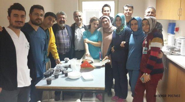 Sağlık-Sen Engelliler ve 112 Çalışanları Gününü Kutladı