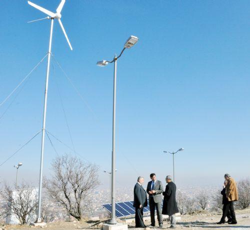 Necmettin Erbakan Üniv.'deyenilenebilir Enerji Sistemi