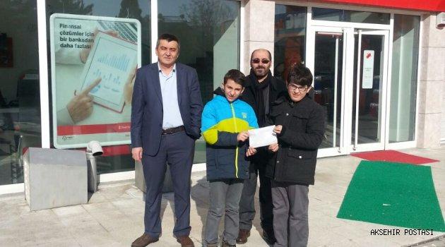 Nimetullah'tan Halep'e Yardım Eli
