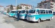 Akşehir'de  dolmuş ücretlerine zam geldi