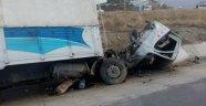 Trafik kazasında 6 kişi yaralandı