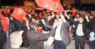 """YUNAK REFERANDUMDA YÜZDE 77,40'LA GÜÇLÜ BİR """" EVET """" DEDİ"""