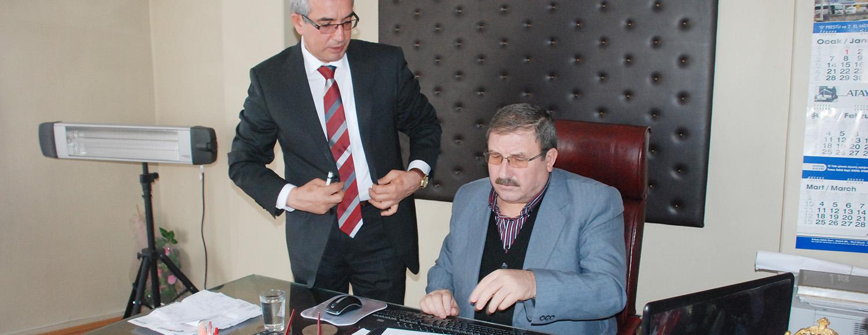 Akşehir şoförler odası başkanı ayaz vefat etti