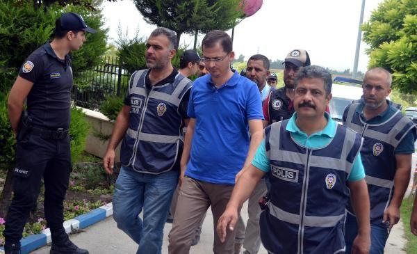 Konya'da 9 asker tutuklandı