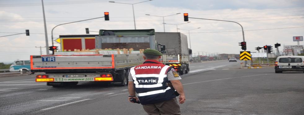 POLİS VE JANDARMA'DAN ORTAK DENETİM