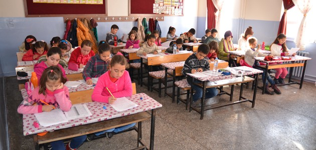 Sarayönü'nde ödüllü okuma projesi
